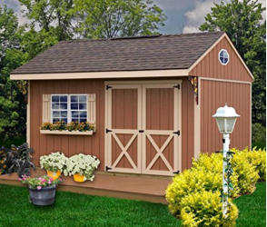Tiny Cabin Kit, 12 X 24, $5,600