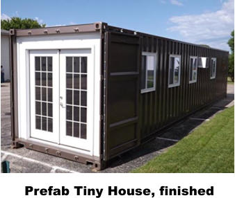 Prefab Cabins near me, ONLY $4,300