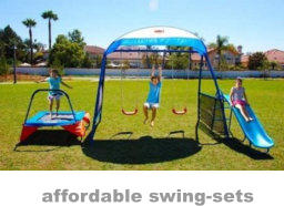 affordable swing-sets