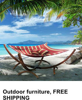 Outdoor furniture, FREE SHIPPING